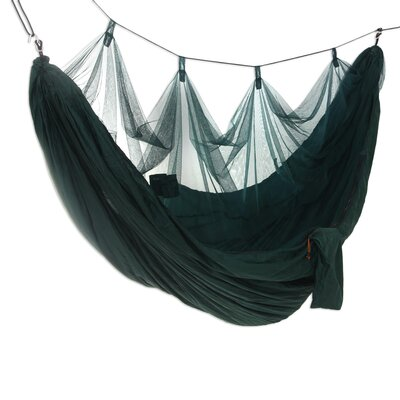 Dian Rahmawati Parachute Polyester Camping Hammock