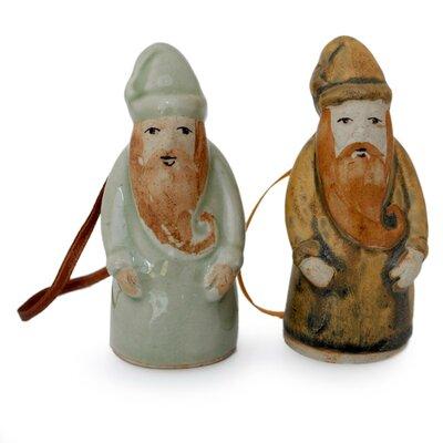 Duangkamol Christmas Ceramic Ornament