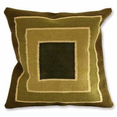 Teofilo Huayanay Handmade Throw Pillow Cover