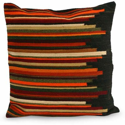 Zosimo Laura Geometric Striped Throw Pillow Cover