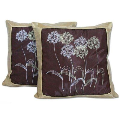Thanyarat Sananpanich Throw Pillow Cover