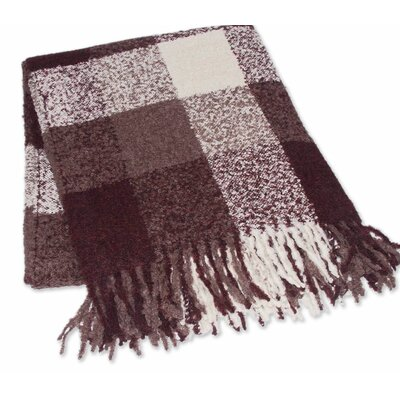 Felipe Berckholtz Geometric Alpaca Wool Throw Blanket