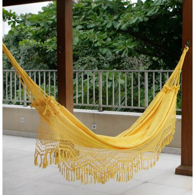 Artisan Crafted Cotton Tree Hammock