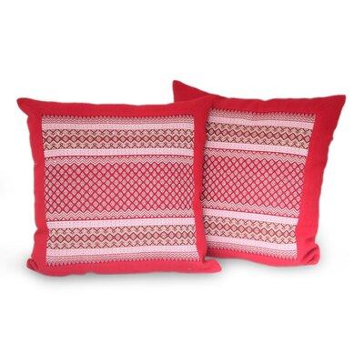 Bangkok Cotton Pillow Cover