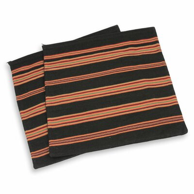 Andean Earth Handwoven Pillow Cover