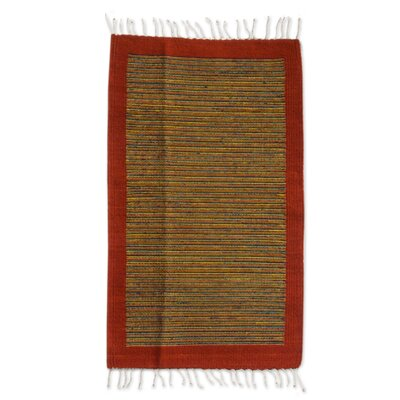 Weare Hand Woven Area Rug