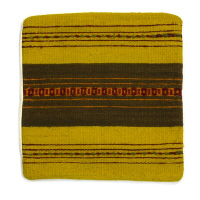 Zapotec Vibes Handcrafted Wool Pillow Cover