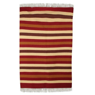 Hand Woven Area Rug