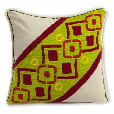 Faith Art Cotton Pillow Cover