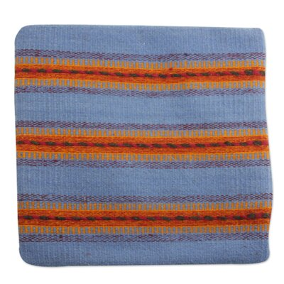 Weare Horizons Handwoven Virgin Wool Pillow Cover