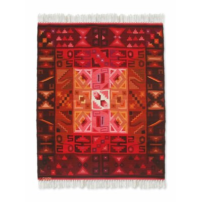 Red/Orange Area Rug