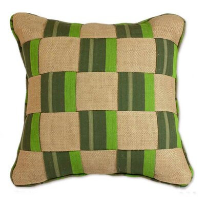 Duality Modern Pillow Cover