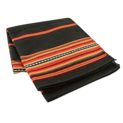 Governor Handwoven Throw Blanket