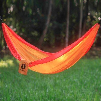 Hang Ten Parachute Nylon Camping Hammock