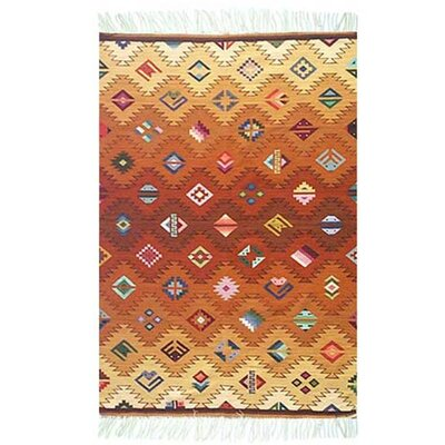 Sunny Earth Beige/Brown Area Rug