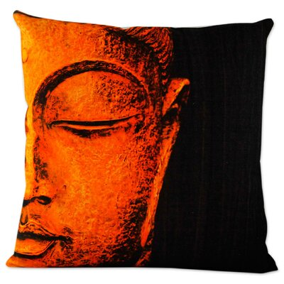 Anil Khandelwal Cotton Throw Pillow Cover