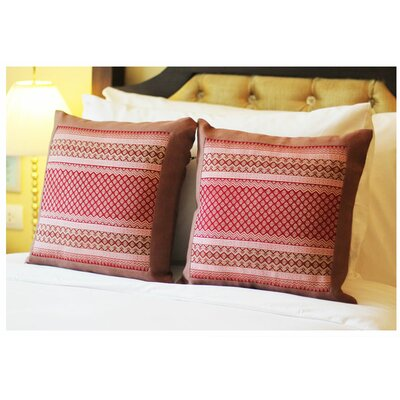 Royal Artisan Crafted Cotton Pillow Cover