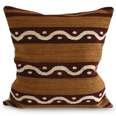 Seeds Wool Pillow Cover