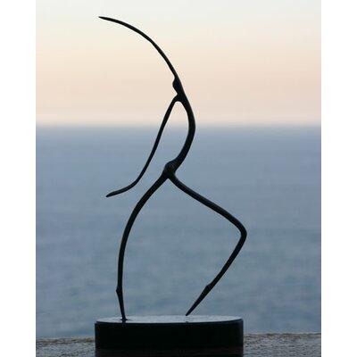 Walking I Bronze Figurine 25628