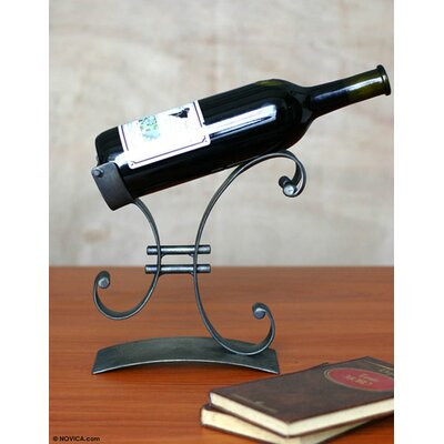 Tabletop Wine Bottle Rack