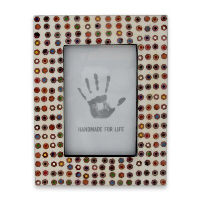Color Me Eco-Friendly Recycled Pencil Picture Frame 250961