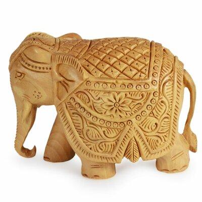 Majestic Elephant Figurine 203713