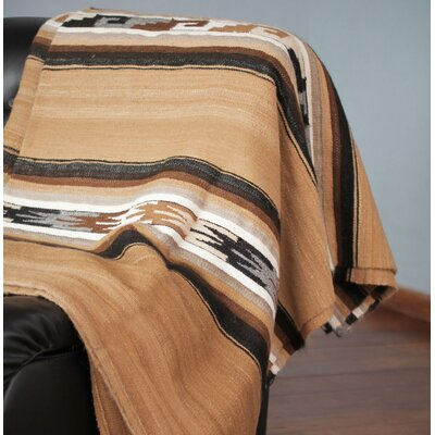 Huanca 100% Alpaca Wool Throw Blanket