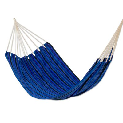 Hand-Woven Fabric Polyester Tree Hammock