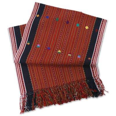 Weaving Cotton Table Runner 175494