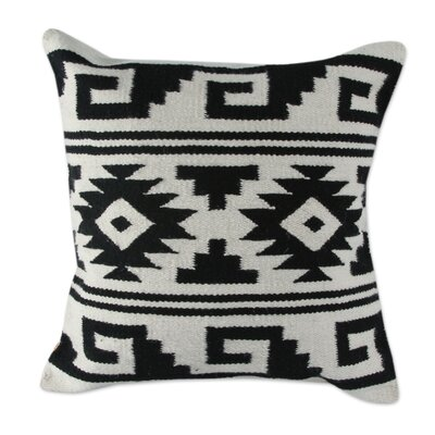 100% Wool Pillow Cover
