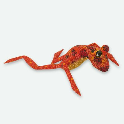 Alebrije Frog Figurine 239306