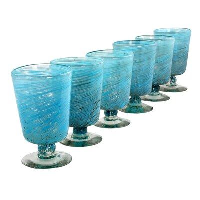Hand Blown 10 Oz. Dessert Glass 258746