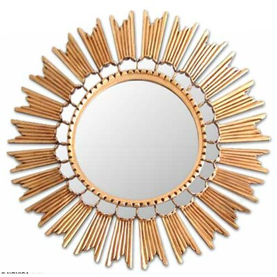 Sun and Moon Accent Mirror 109924