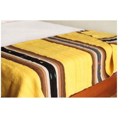 Hand Woven Alpaca Throw Blanket