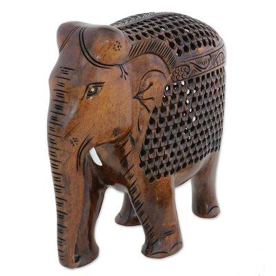 Jali Elephant Figurine 285100