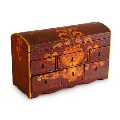 Colonial Cedar 6 Drawer Dresser