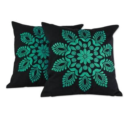 Asha Prabha Splendor Pillow Cover