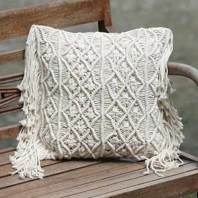 Bali Weave 100% Cotton Pillow Cover