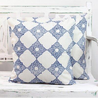 Kites 100% Cotton Pillow Cover