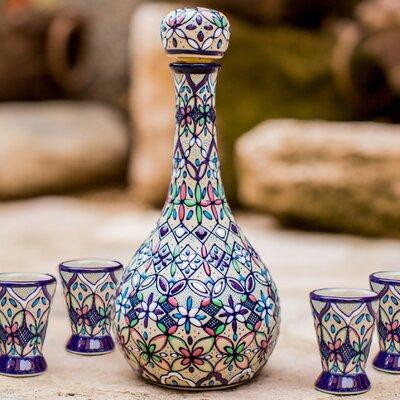 Eaton Ceramic 15 oz. Decanter