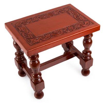 Sella Wood End Table