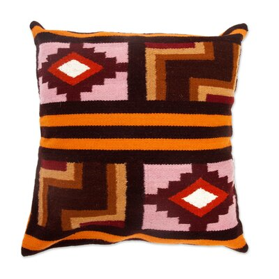 Mizpah Ancient Geometry Pillow Cover