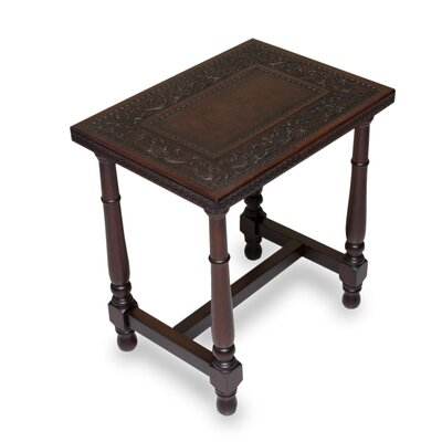 Mclaurin Wood End Table