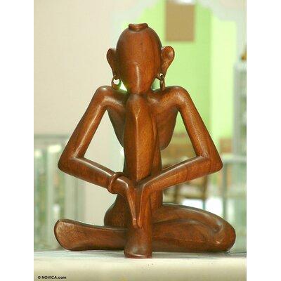 Citium Man Doing Yoga Statuette 942A62007D614B689645D57545099990