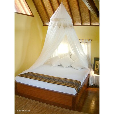 Bingaman Sleeping Beauty Bed Canopy