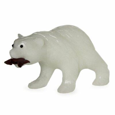 Mullet Polar Bear Figurine 17C5FB47683D4BB284D0E5C095188AAF