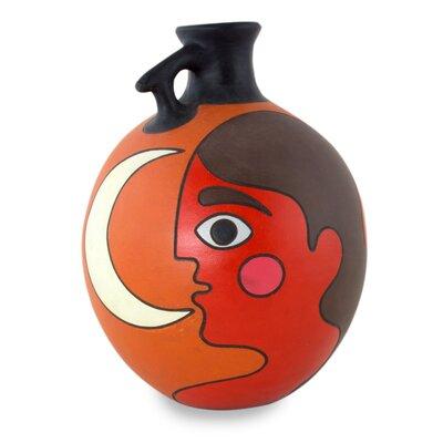 Callender Decorative Masaya Nightfall Table Vase D9DE1C4EA8044E9B8F66CBF7F3683407