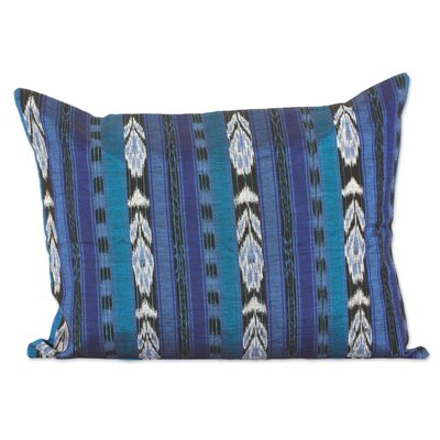 Jaspe Tradition 100% Cotton Pillow Cover Size: 20 x 26