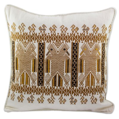 Roding 100% Cotton Pillow Cover