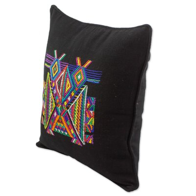 Rollingwood Feathered Dancers 100% Cotton Pillow Cover